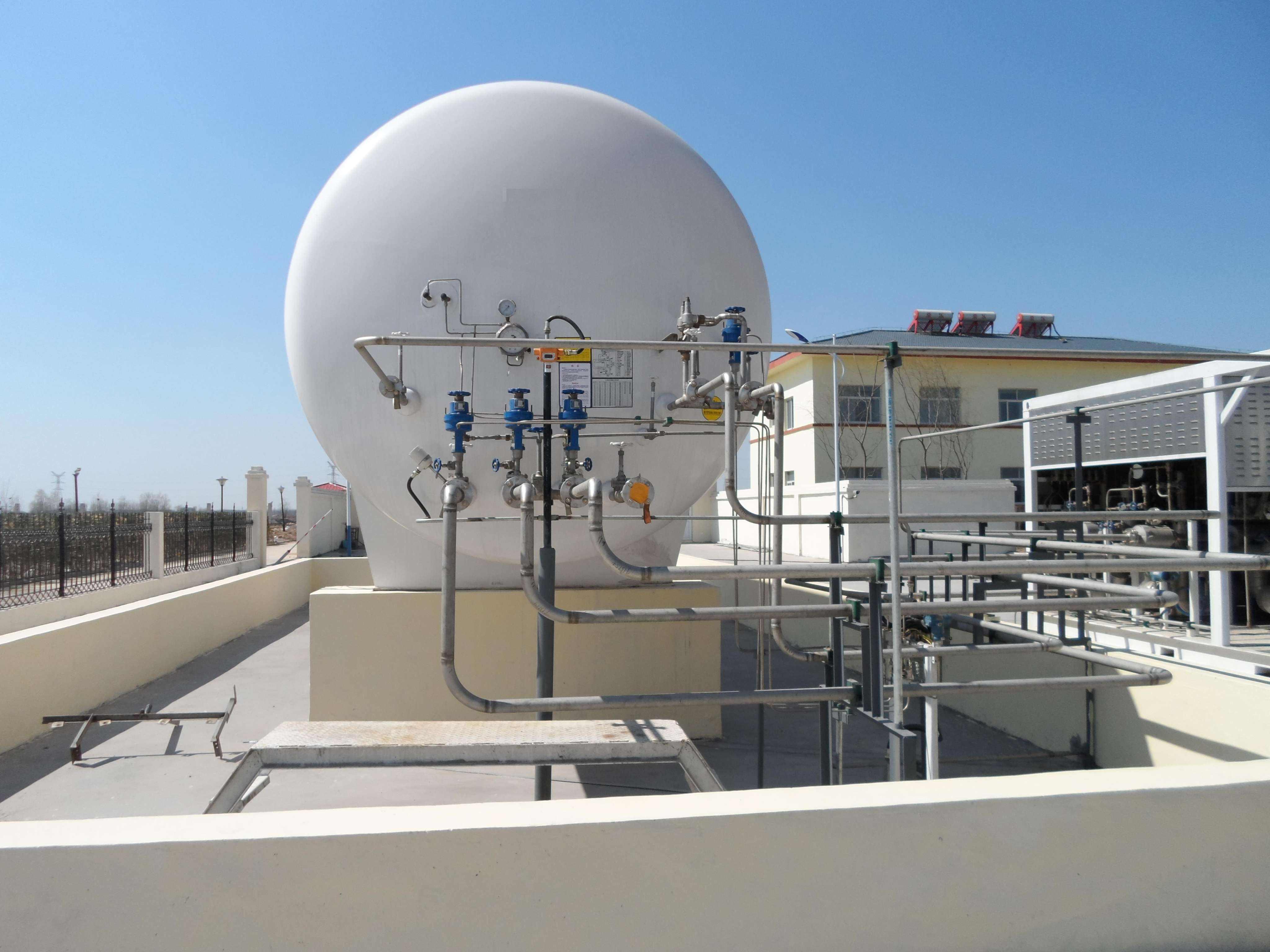 民用(農村)氣化工程
